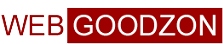 Логотип Web Goodzon